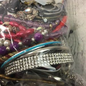 Crafters Jewelry Lot Recycle Repurpose lot 4